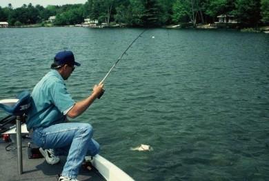 春、ちゃんとスモールマウスを釣るには