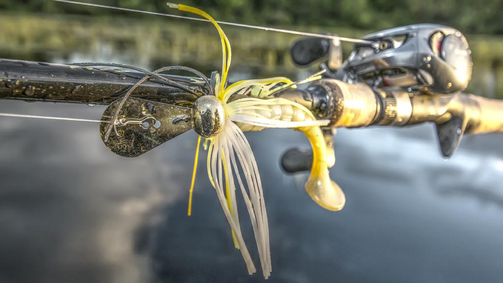 川バスの釣り方:水位変動にアジャストする!