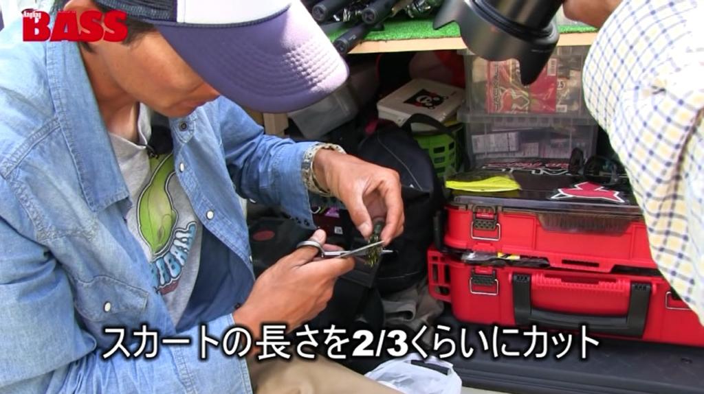 ゲーリーヤマモト・フラスカート活用法