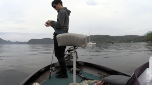 今日の野尻湖 2016.05.25
