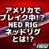 アメリカでブレイク中!?NED RIG(ネッドリグ)