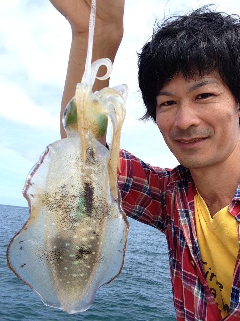 癒される海の釣り!