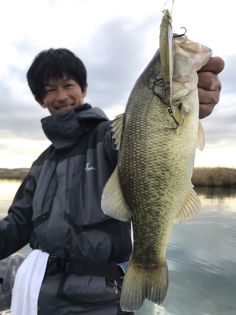 長良川のバス釣りに挑戦