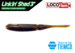 """ティムコ・ステルスペッパー55S・フレキシーシャッド・リンキンシャッド3"""" 入荷しました【全国通販】"""