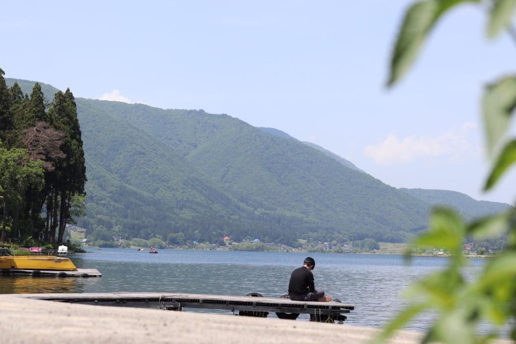 木崎湖クリーンアップ:2018.5.27
