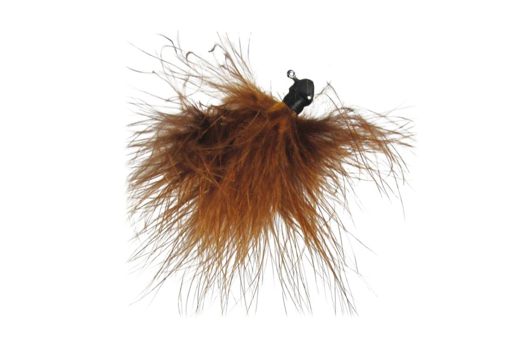 セス・フェイダー:ヘアジグのスモールマウスバス釣りatミラックスレイク