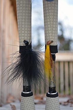 セス・フェイダー:ヘアージグで釣るスモールマウスバス