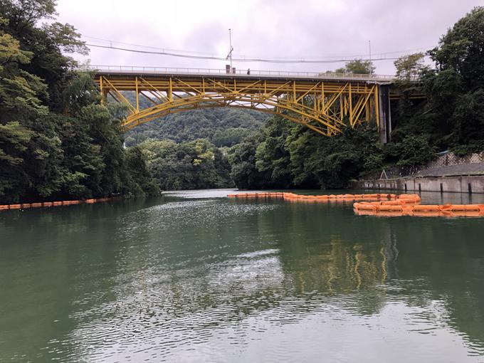 秋の相模湖バス釣り遠征