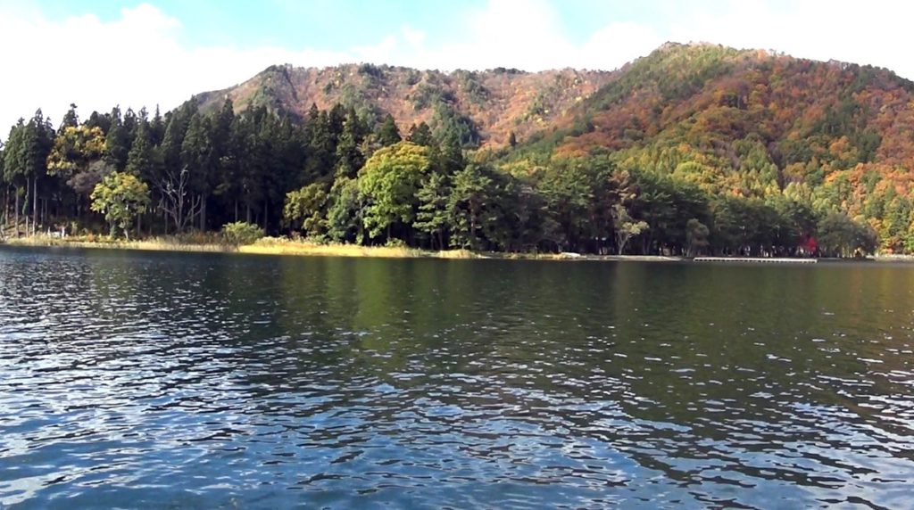 木崎湖:水野浩聡さんと秋のワカサギ釣り【日記】