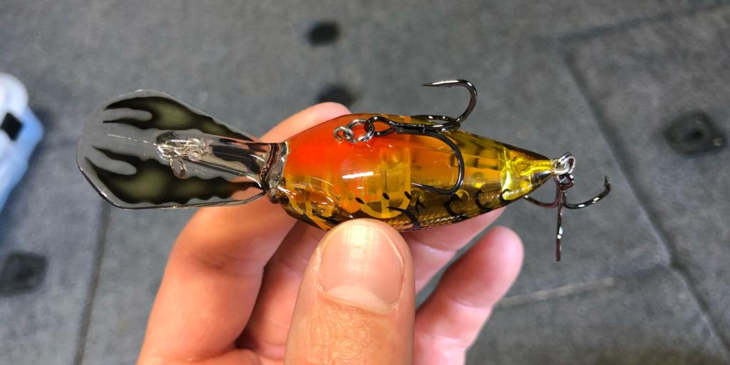 フックにこだわるバス釣り:ジェームズ・エラム