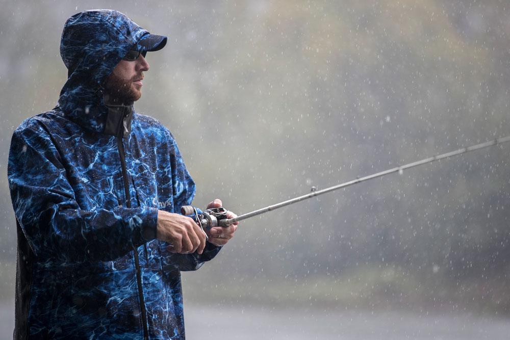 リールのギア比を使い分けて、効率よいバス釣りを:オット・デフォー