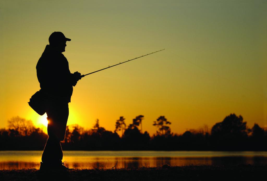 釣りにラッキーはない