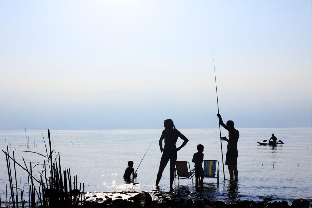 子供と行くバス釣り:子供を釣り好きにするには