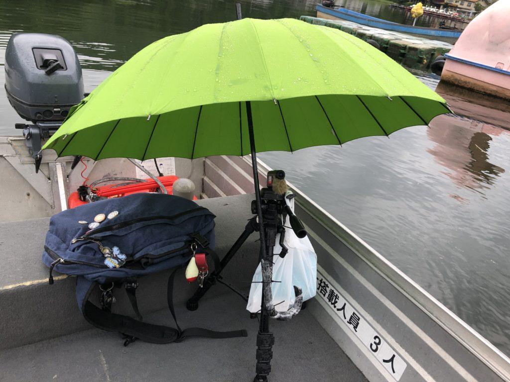 7月:大雨の後の木崎湖スモールマウス(前編)