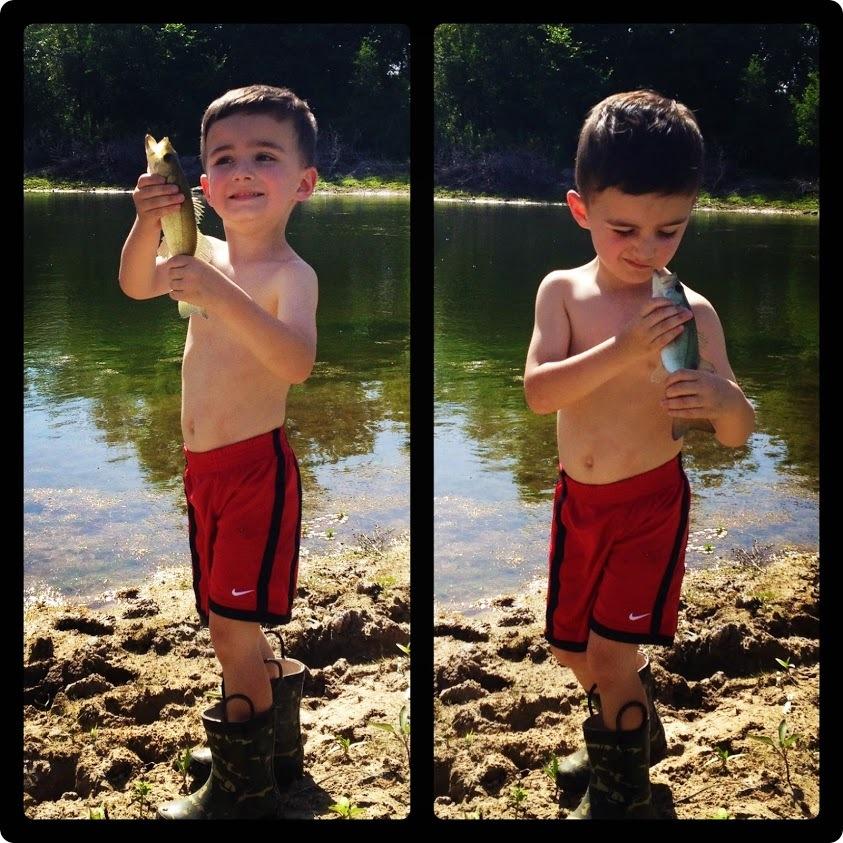 子供を釣り好きにさせる10の方法