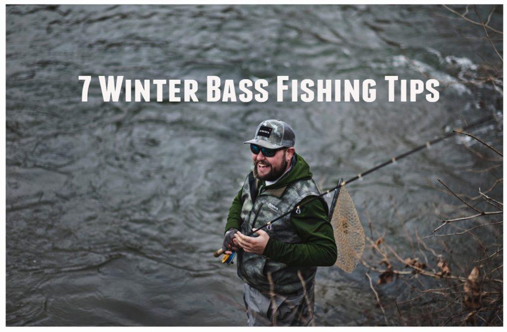冬のバスの釣り方:7つの法則!