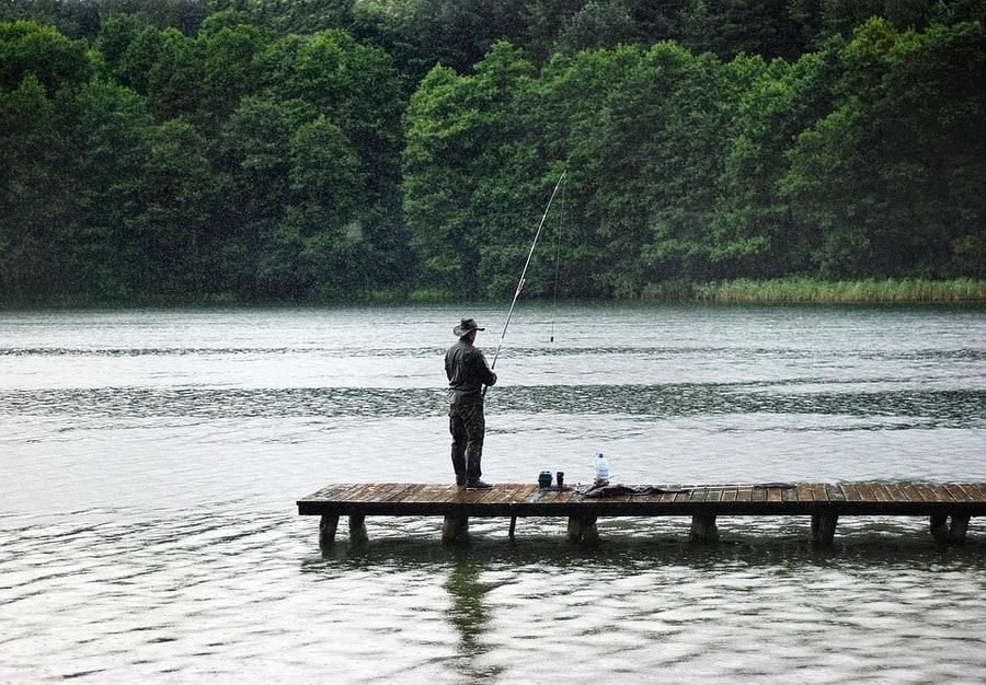雨のバス釣り完全ガイド