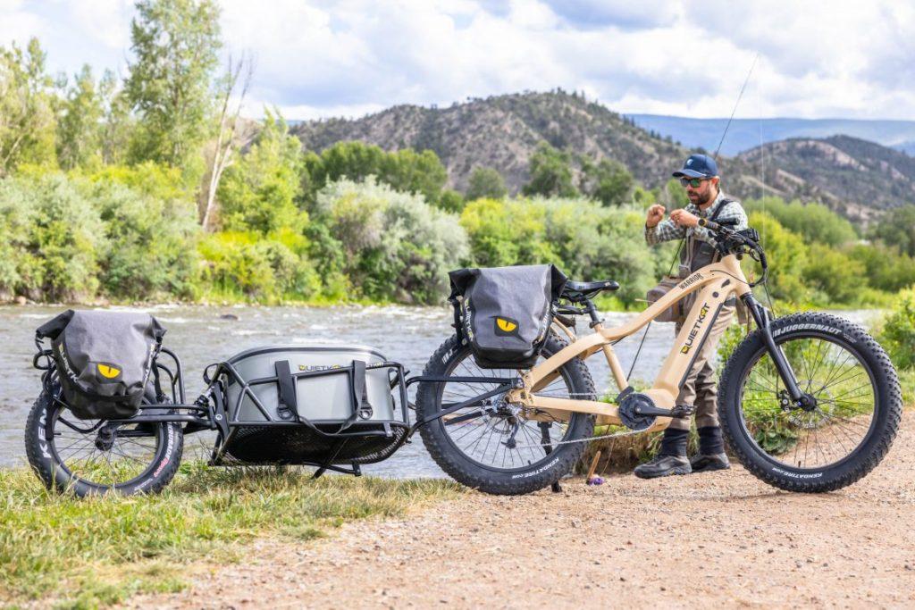 自転車バス釣りの未来